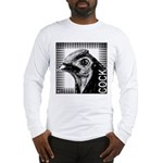 Graphic Cock Long Sleeve T-Shirt