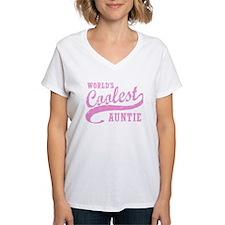 World's Coolest Auntie Shirt