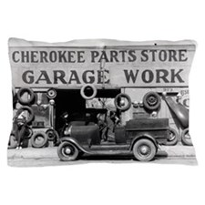 Cherokee Parts Store Pillow Case