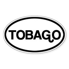 Tobago Decal