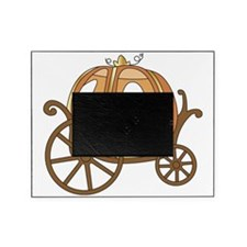 Pumpkin Carriage Picture Frame