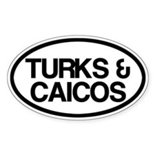 Turks and Caicos Decal