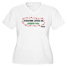 Everyone Loves an Iranian Gir T-Shirt