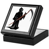 Grim Reaper Keepsake Box
