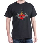 Mother's Day : Mom heart Dark T-Shirt