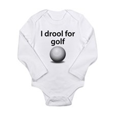 I Drool For Golf Body Suit