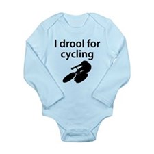 I Drool For Cycling Body Suit