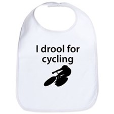 I Drool For Cycling Bib