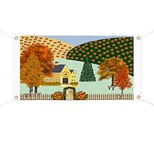 Pumpkin Hollow Banner