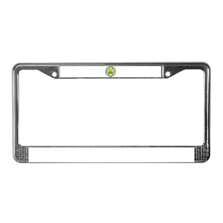 Maricopa County Sheriff License Plate Frame