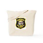 San Joaquin Sheriff Tote Bag