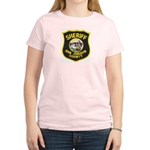 San Joaquin Sheriff Women's Light T-Shirt