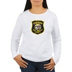 San Joaquin Sheriff Women's Long Sleeve T-Shirt