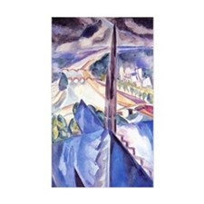 Delaunay - The Spire of Notre  Decal