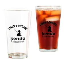I didn't choose Kendo Drinking Glass