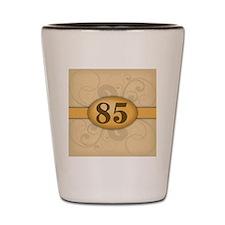 85th Birthday / Anniversary Shot Glass