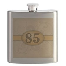85th Birthday / Anniversary Flask