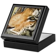 Tiger Keepsake Gift Box