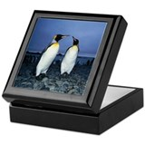 Penguins Keepsake Gift Box