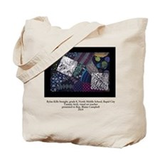 Rylan K S, Rapid City, Tote Bag