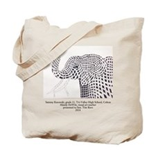 Sammy K, Colton, Tote Bag