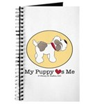My Puppy Loves Me Journal