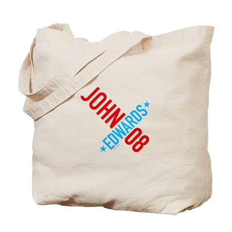 John Edwards 08 Tote Bag