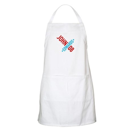 John Edwards 08 BBQ Apron
