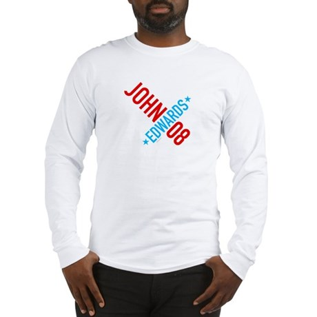 John Edwards 08 Long Sleeve T-Shirt