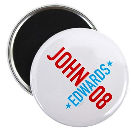 John Edwards 08 Magnet