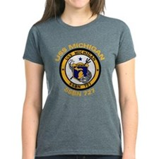 USS MICHIGAN SSBN 727 Tee