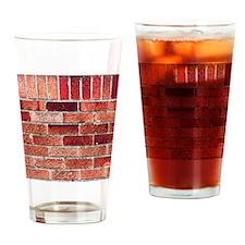 Red Bricks Industrial Building Pattern Texture Dri