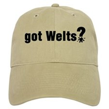 Got Paintball Welts Baseball Cap