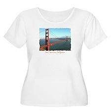 Golden Gate Bridge - T-Shirt