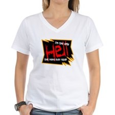 Only Hell-Johnny Paycheck T-Shirt