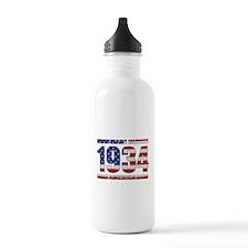 1934 Made In America Water Bottle