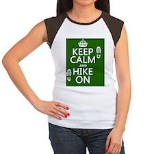 Keep Calm and Hike On Tee
