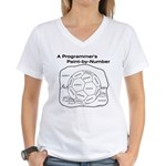 Programmer Women's V-Neck T-Shirt