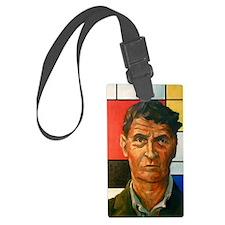 Wittgenstein Luggage Tag