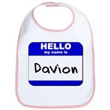 hello my name is davion  Bib