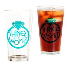 SHINee World Drinking Glass