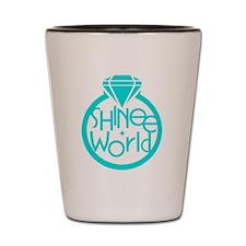 SHINee World Shot Glass