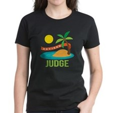 Retired Judge Tee