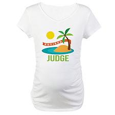 Retired Judge Shirt