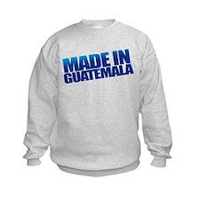 GUATEMALA BLUE Sweatshirt