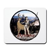 Artemis Greek virgin goddess  Mousepad