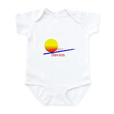 Davion Infant Bodysuit