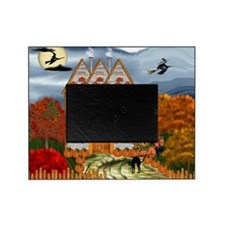 Samhain Cottage Picture Frame
