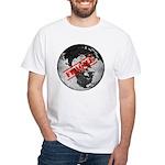 Fragile White T-Shirt