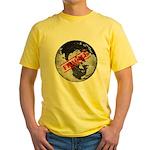 Fragile Yellow T-Shirt